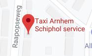Taxi Arnhem Schiphol service
