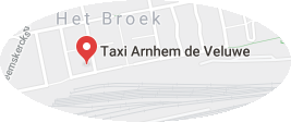 Taxi Arnhem de Veluwe